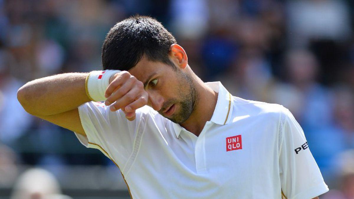 Fin al sueño del Grand Slam: Novak Djokovic eliminado de Wimbledon