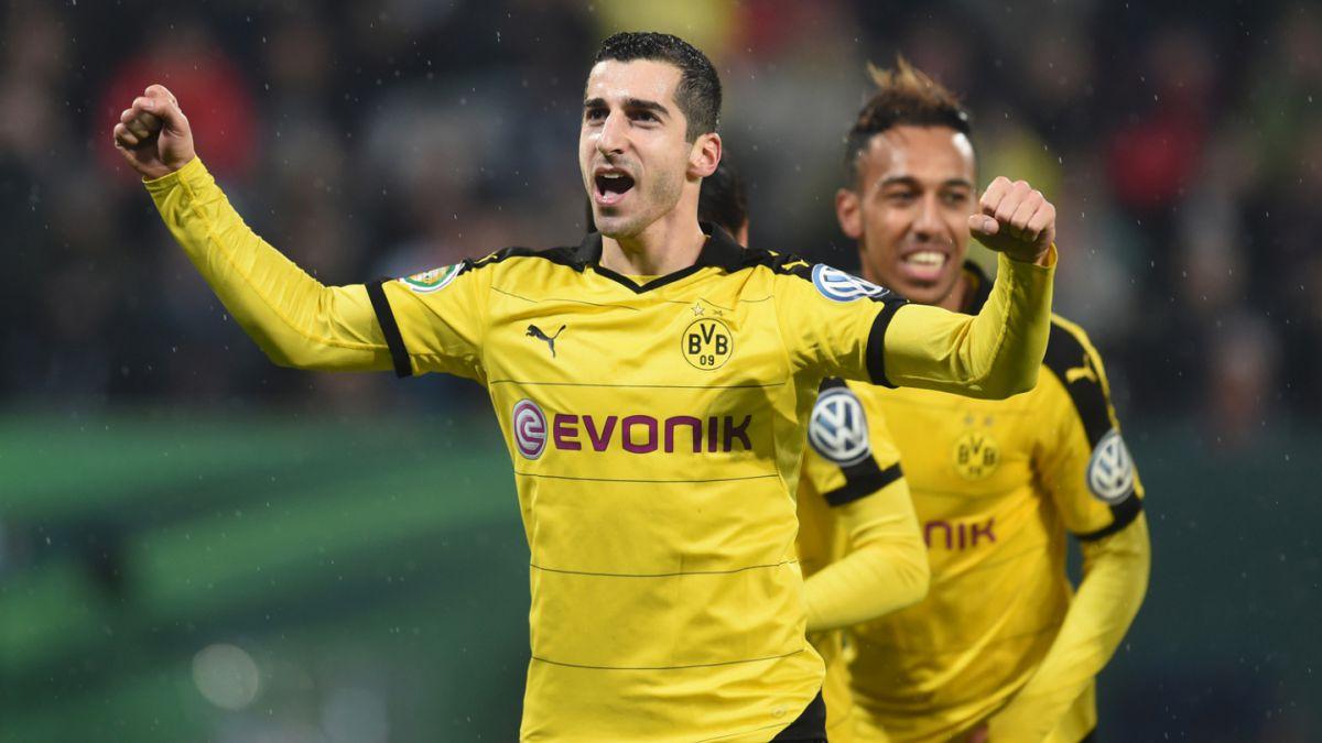 Otro fichaje para Mourinho: Manchester United contrata a figura del Dortmund