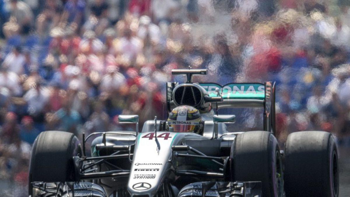 Fórmula 1: Lewis Hamilton se queda con la Pole del GP de Austria