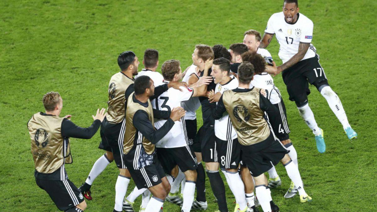 ¡De infarto!: Alemania derrota a Italia en penales y avanza a las semis de la Euro 2016
