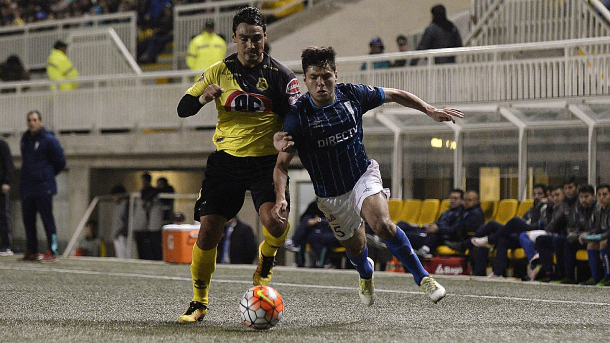 [Gol a Gol] La UC derrota a San Luis en amistoso en Quillota