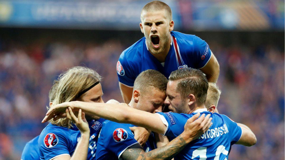 Francia y la sorprendente Islandia definen al último semifinalista de la Eurocopa