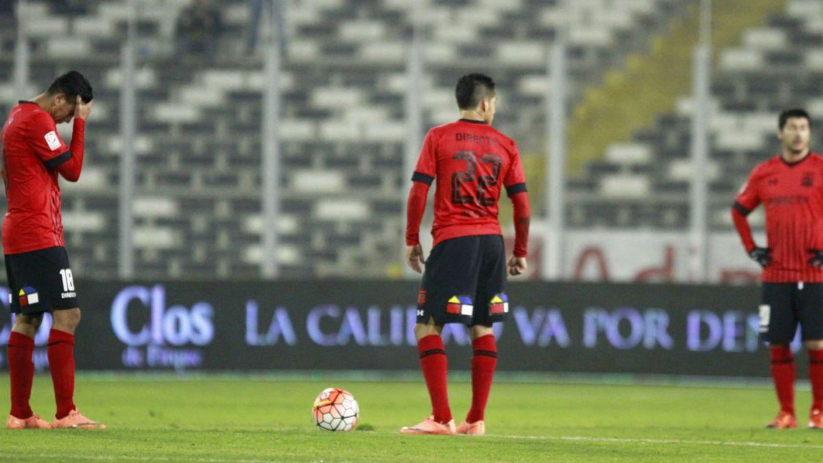 Colo Colo no pudo ante la Unión Española de Martín Palermo en amistoso