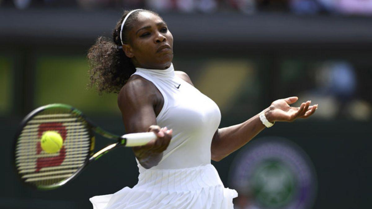 Serena Williams logra su victoria 300 en un partido de Grand Slam