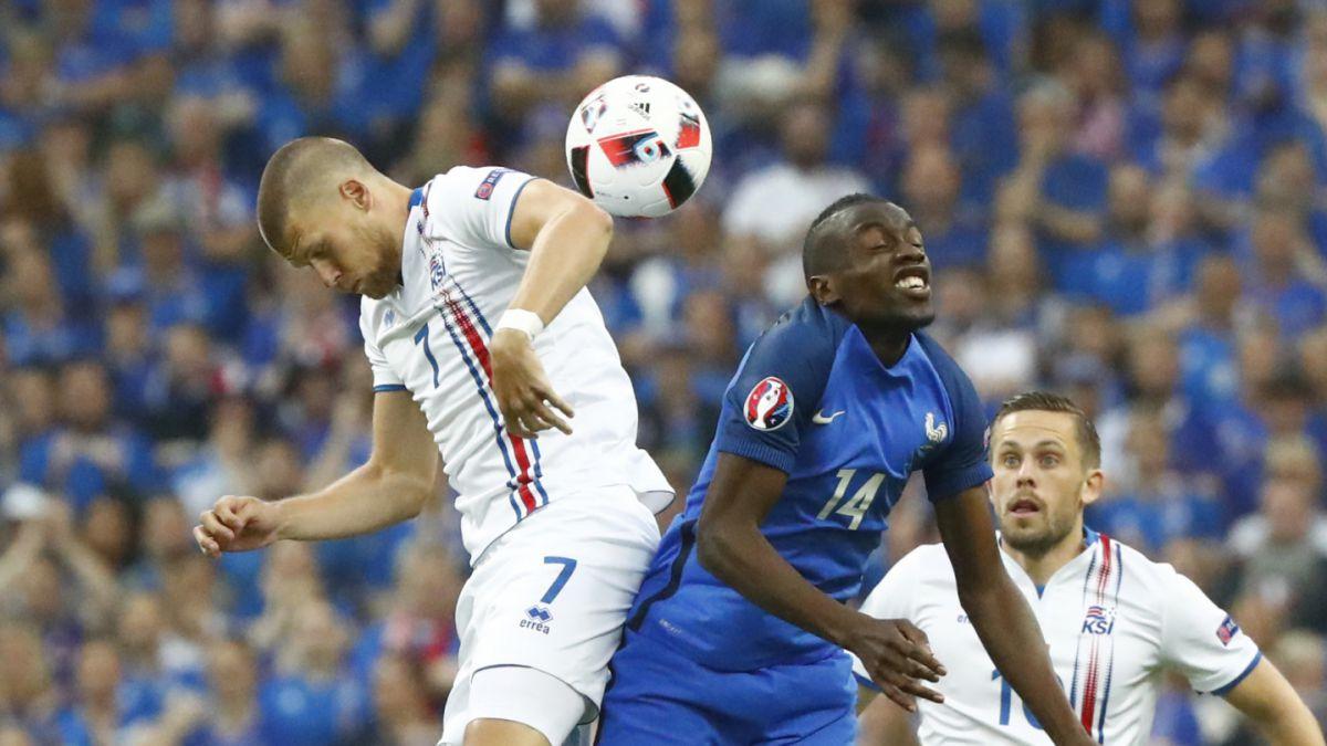 [GOL A GOL] Francia e Islandia definen al último semifinalista de la Eurocopa 2016