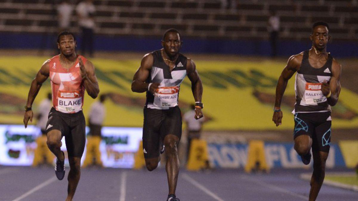 El jamaicano Blake gana en ausencia de Bolt pasaje a Rio 2016 en los 200 metros