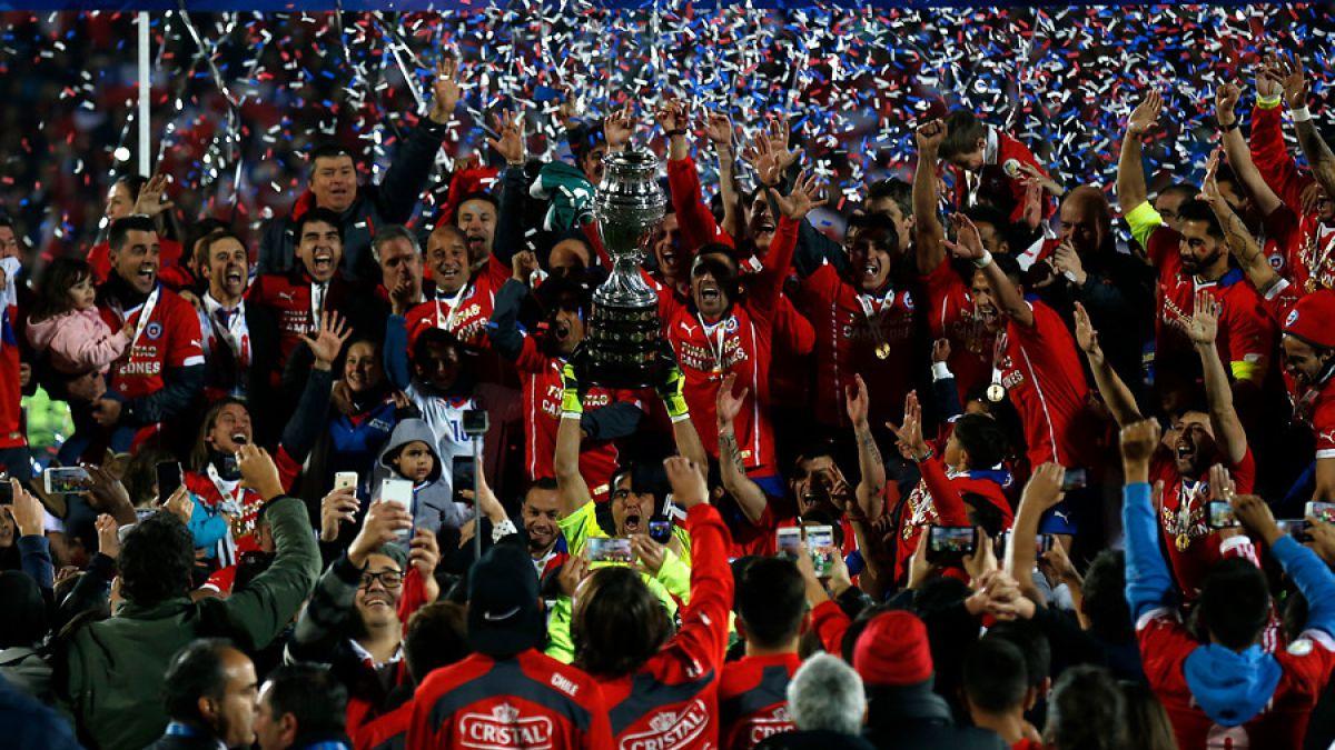 [VIDEO] A un año de la Copa América 2015: La historia del primer título de La Roja