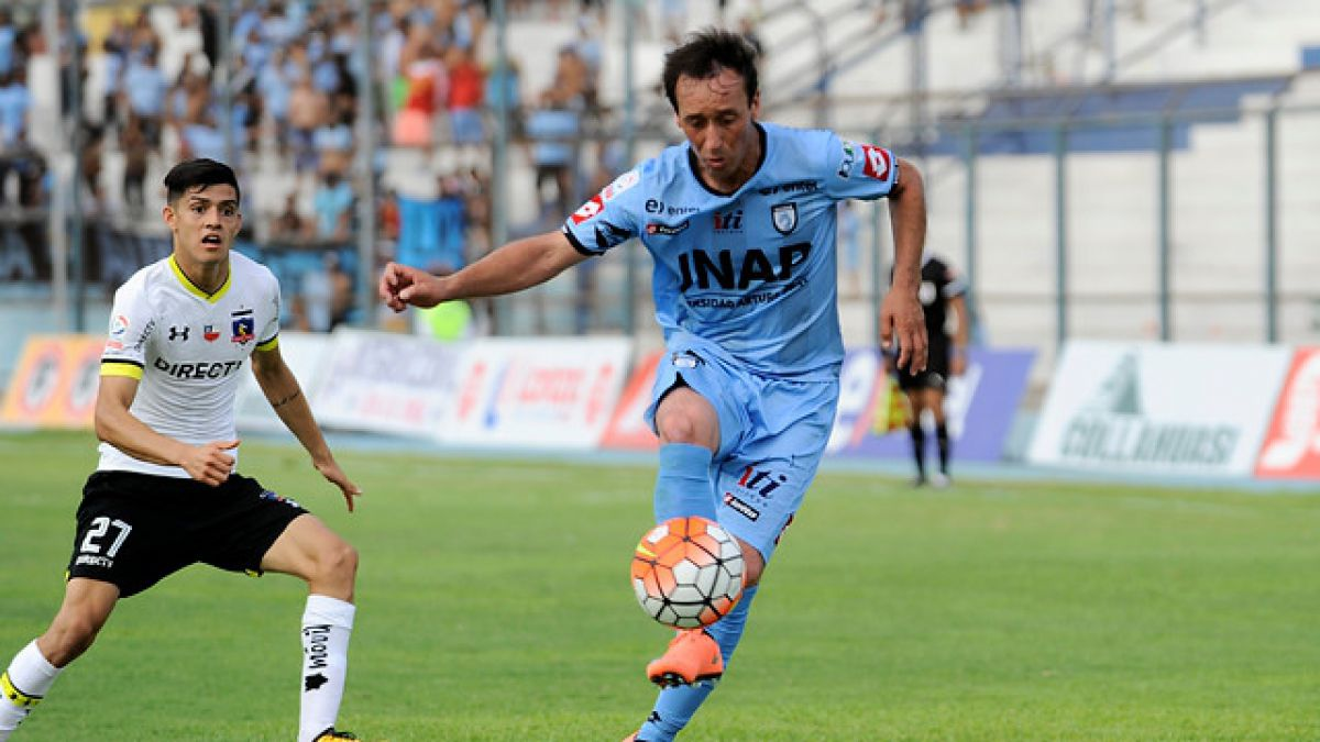 Michael Ríos se realiza exámenes y está a un paso de fichar en Colo Colo