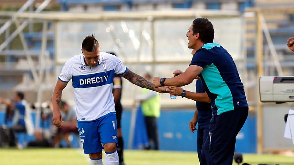 Granada confirma que Christian Bravo seguirá ligado a Universidad Católica