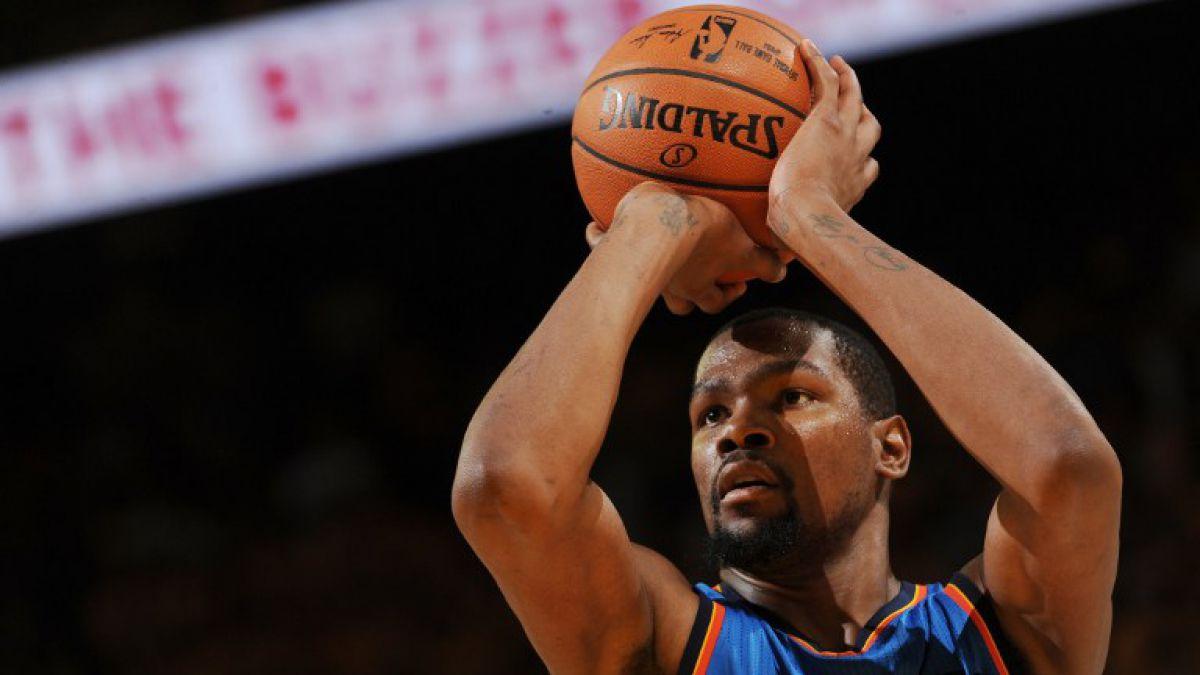 NBA: Kevin Durant se convierte en la nueva figura de Golden State Warriors