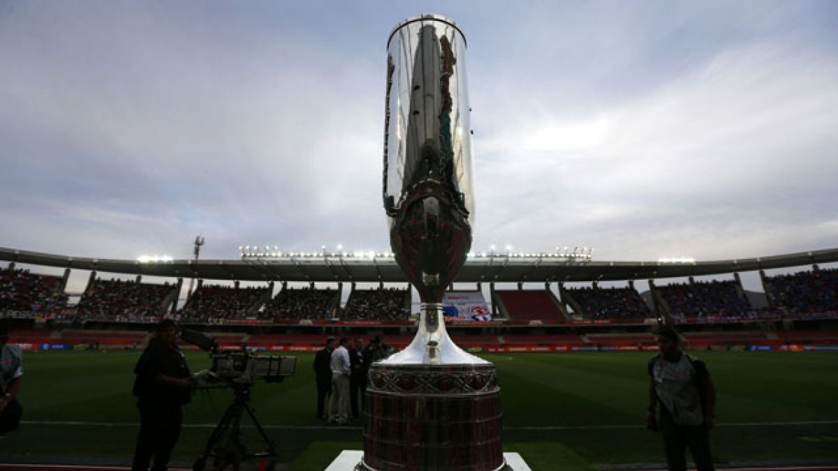 ANFP entrega programación de duelos de ida de primera fase de Copa Chile