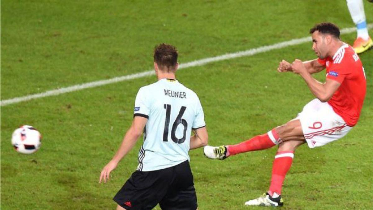 Hal Robson-Kanu, el futbolista que anotó uno de los mejores goles de la Eurocopa y no tiene equipo