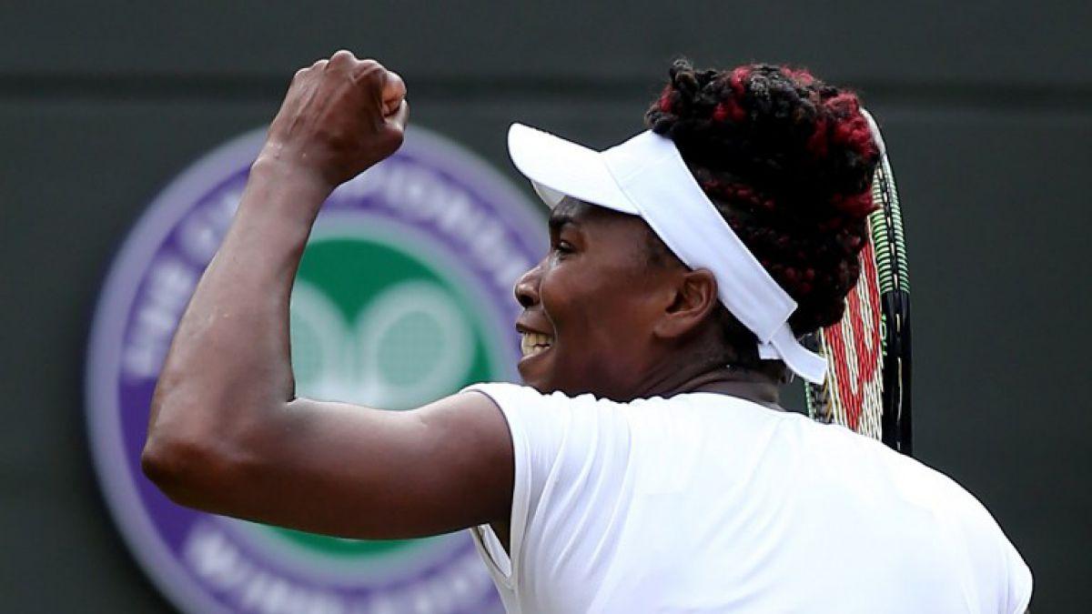 Berdych clasifica a cuartos y Venus Williams está en semis de Wimbledon
