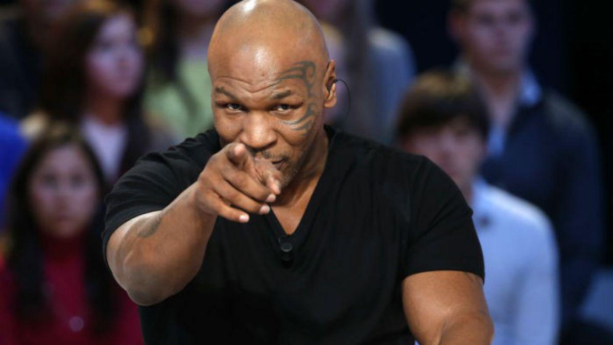 El ex boxeador Mike Tyson protagoniza insólita confusión sobre Chile