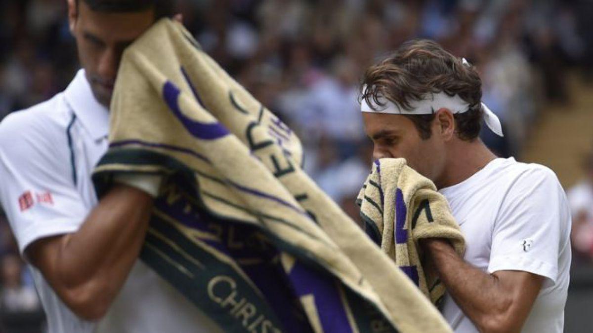 Por qué los jugadores que roban toallas son un problema de Wimbledon
