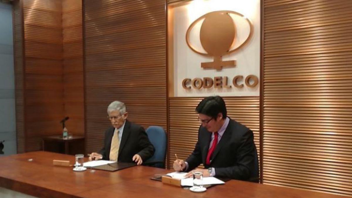 Codelco y Subtel impulsarán uso de tecnologías digitales en minería y conectividad
