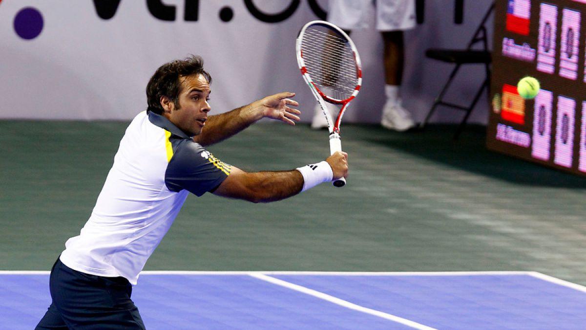 Fernando González cae en debut del Gentlemans Invitation de Wimbledon