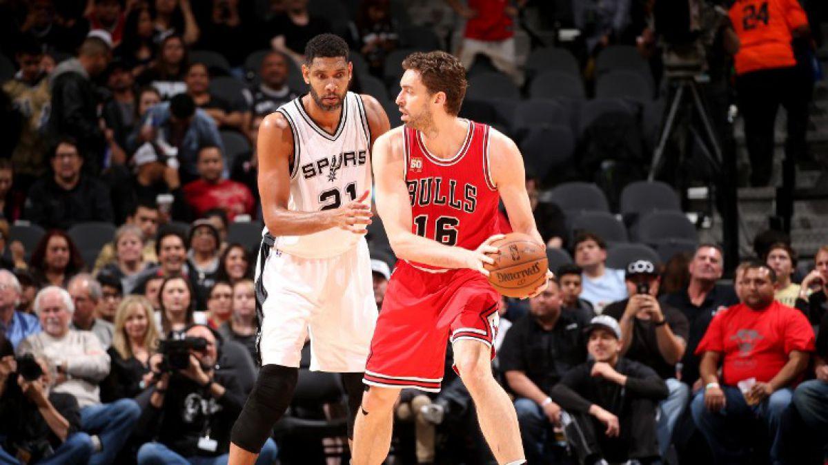 Bulls pierden a otra figura tras fichaje de Pau Gasol en los Spurs