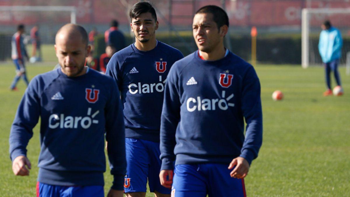 """Lorenzo Reyes y llegada a la """"U"""": """"Siempre juego cada partido como si fuera una final"""""""