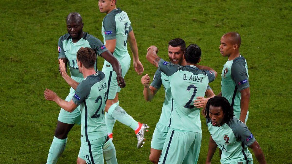 Portugal de Cristiano Ronaldo vence a Gales y clasifica a la final de Euro 2016
