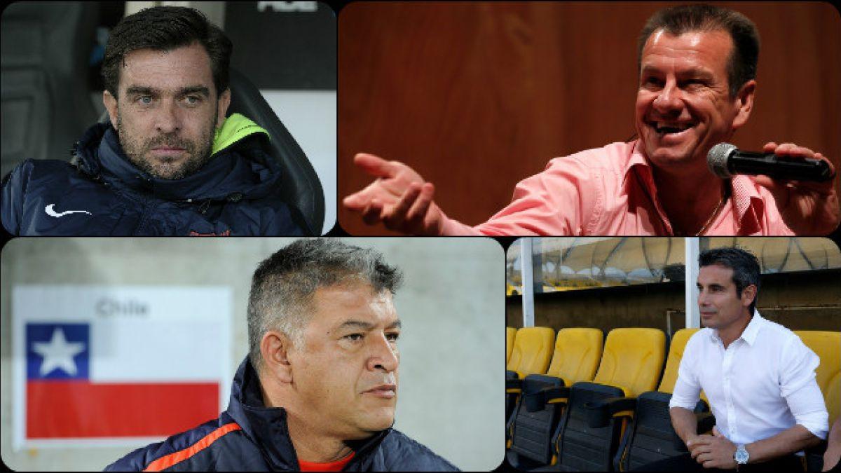 Los candidatos para asumir en la banca de Colo Colo tras la renuncia de Sierra