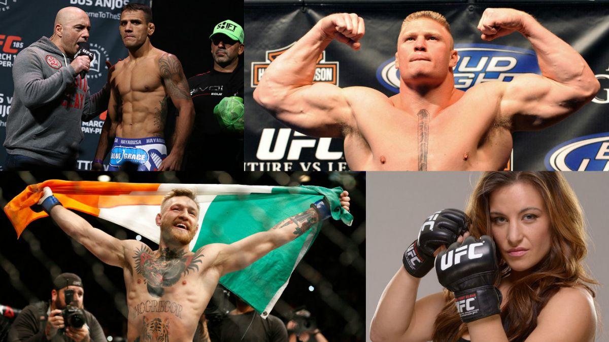Los 10 hitos que marcarán la UFC Fight Week que se vive en Las Vegas