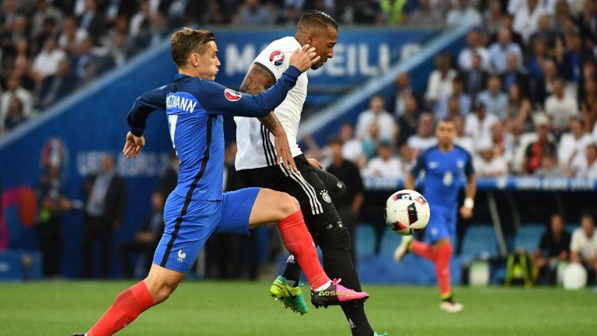 [Gol a Gol] Francia vence a Alemania en semifinales de la Eurocopa
