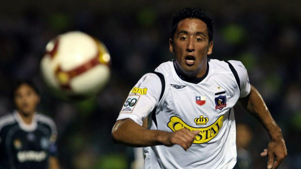 Lucas Barrios: En el único club que jugaría en Chile sería en Colo Colo