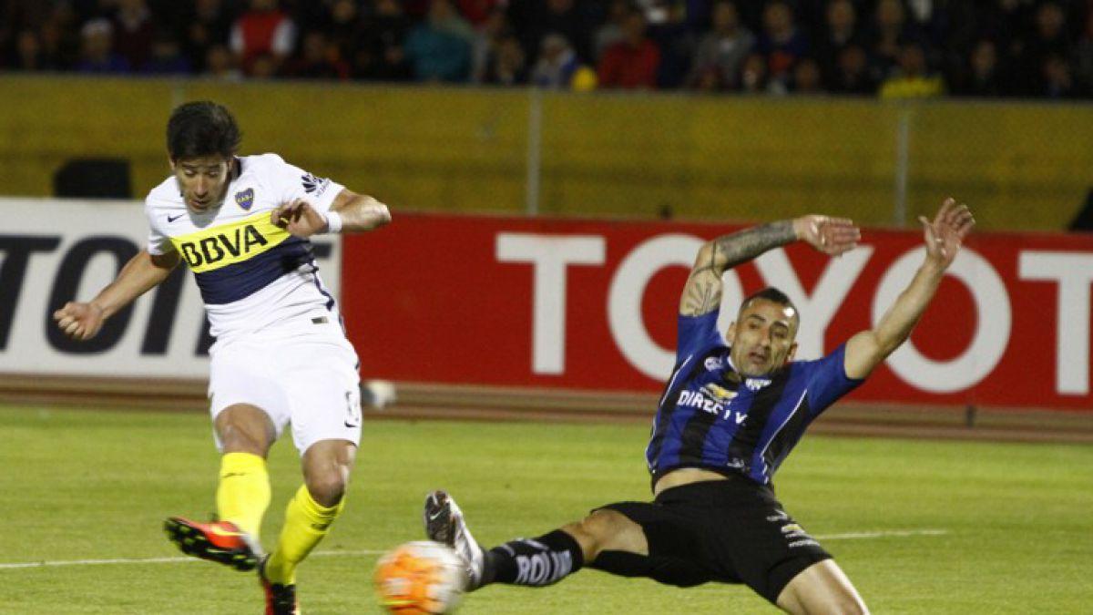 [Minuto a Minuto] Independiente del Valle vence a Boca por la Libertadores