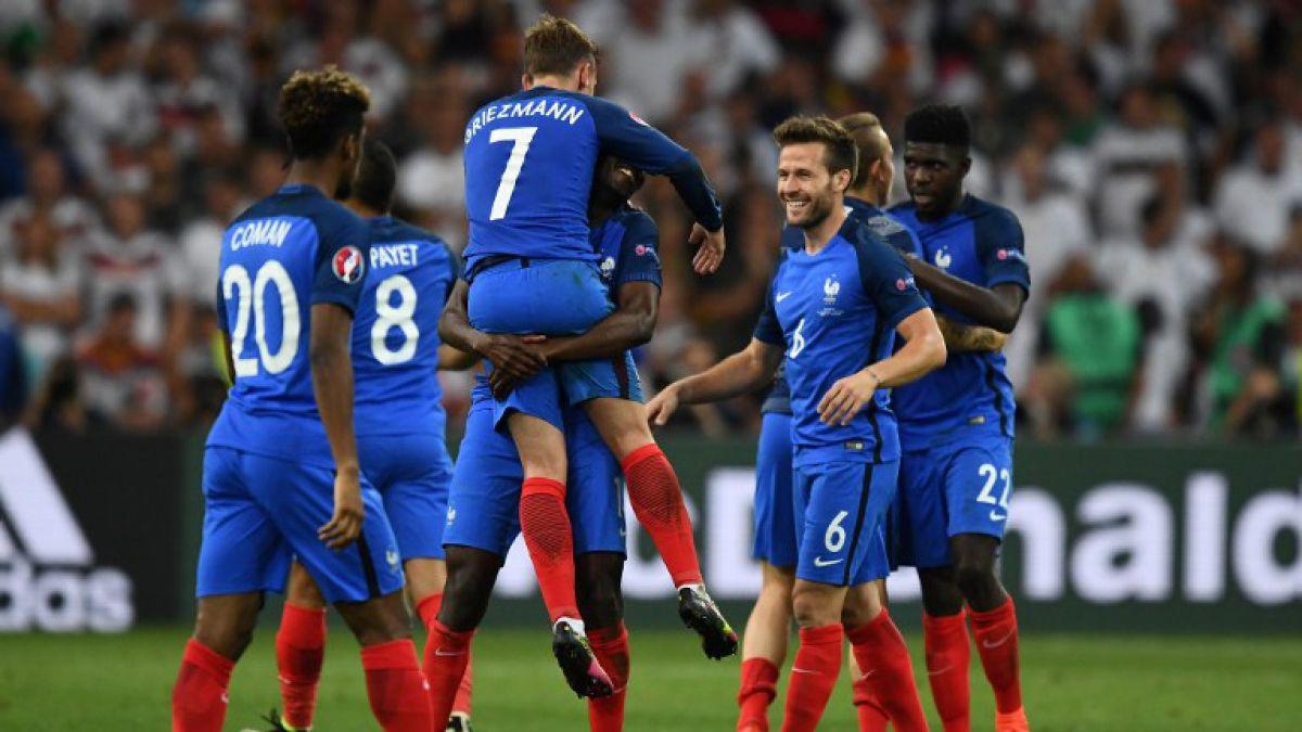 Día y hora de la final de la Euro 2016 entre Francia y Portugal
