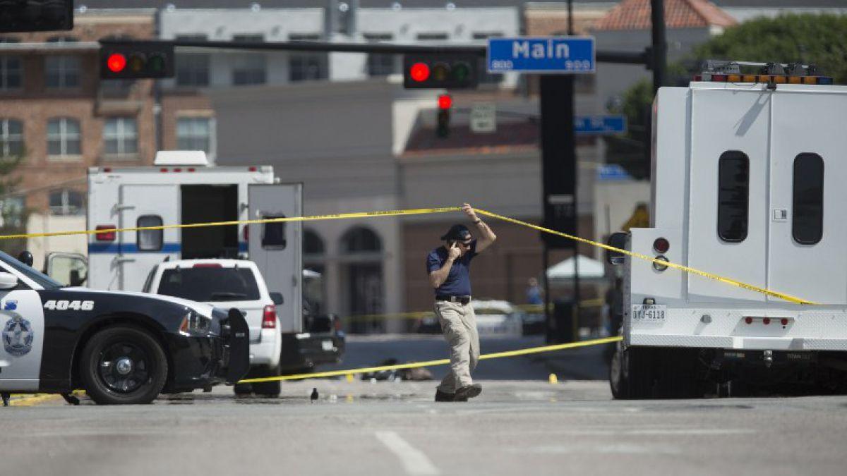 Cinco policías mueren en tiroteo de Dallas — Estados Unidos