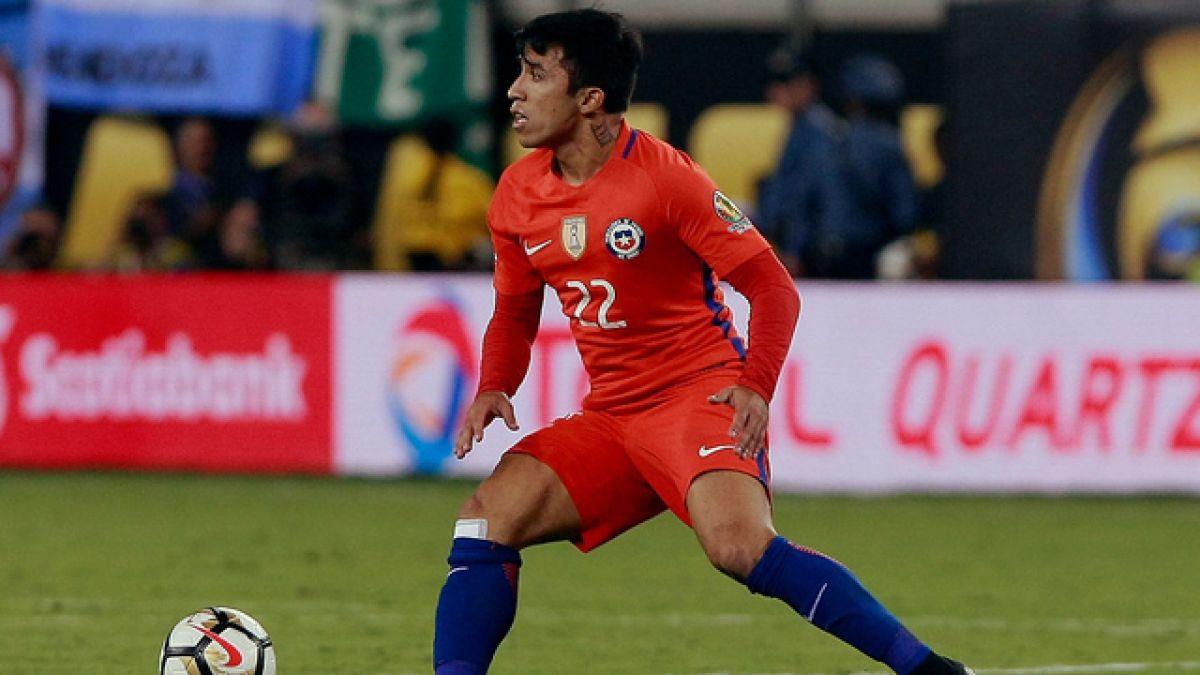 Edson Puch se une a Necaxa tras levantar la Copa América Centenario