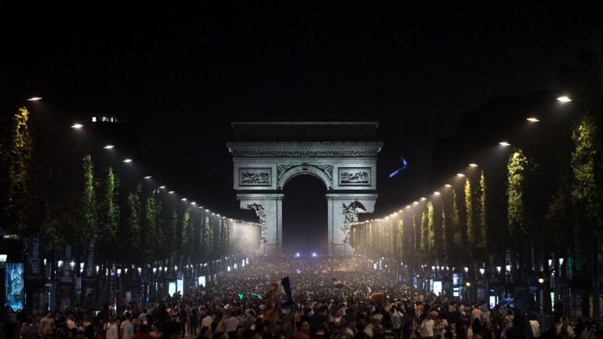 Francia prepara fuerte operativo de seguridad policial por final de la Eurocopa