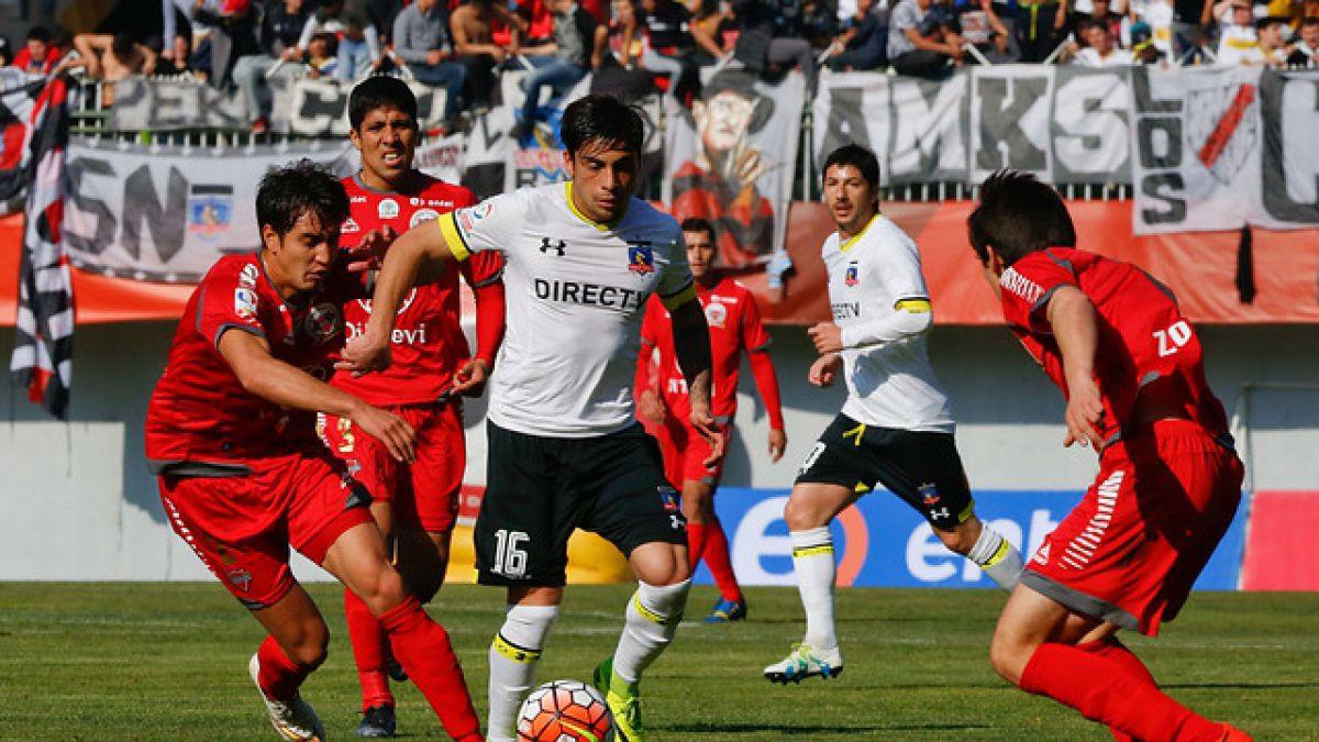 """Colo Colo iguala con Ñublense por Copa Chile en choque marcado por """"duelo de hermanos"""""""