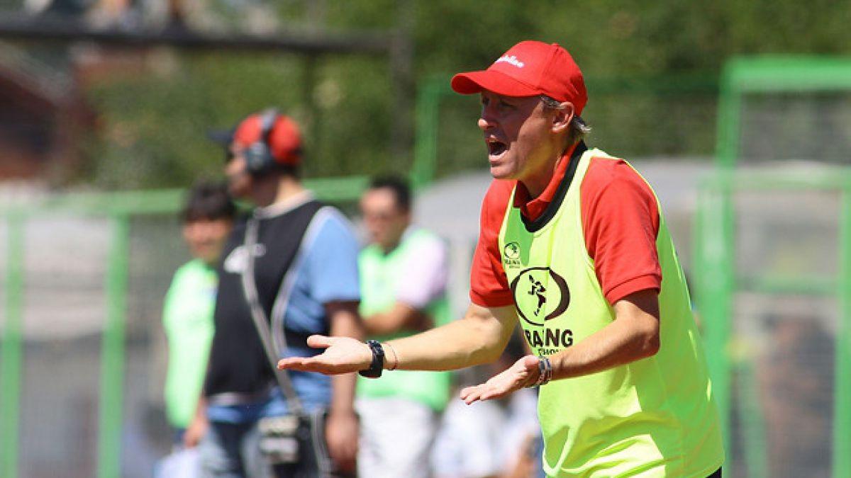 Ricardo Lunari es el nuevo técnico de Deportes Valdivia en su retorno a Primera B