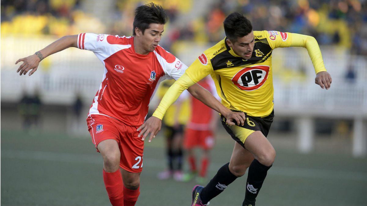 La Calera y San Luis empatan en un entretenido Clásico Provincial por Copa Chile