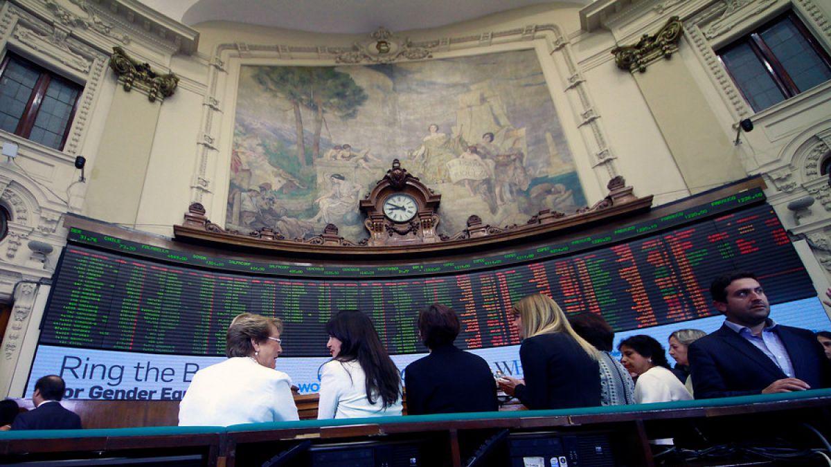 Cencosud cerró con su peor precio en un mes, mientras Falabella retrocedió 0,68%