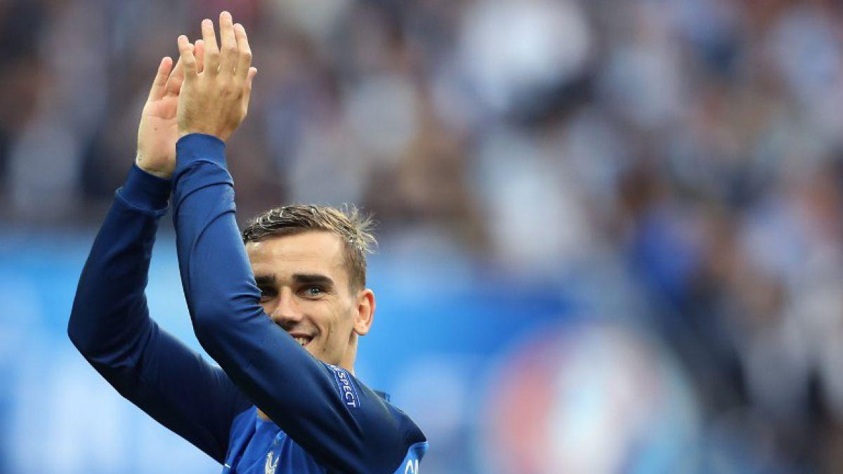 Francés Antoine Griezmann se tituló como máximo goleador de la Eurocopa 2016