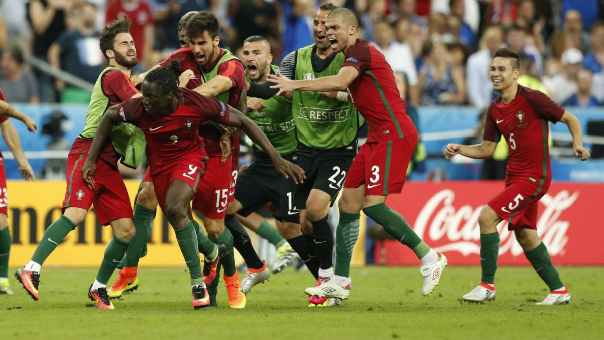 [Gol a Gol] Portugal vence a Francia y es campeón de la Eurocopa