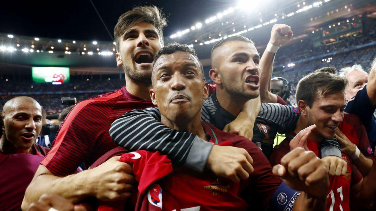 Portugal gana la Euro 2016 y se une a los posibles rivales de Chile en la Copa Confederaciones