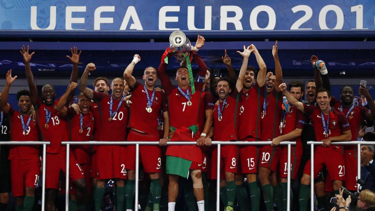 Portugal hace historia: vence a Francia y se corona por primera vez campeón de la Eurocopa
