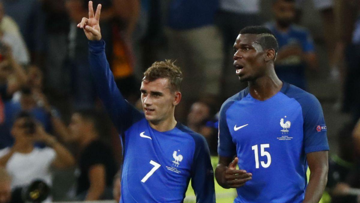 Francia será el primer rival de La Roja en la Copa Artemio Franchi de 2018