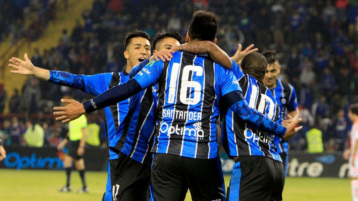 Huachipato golea, Cobreloa vence agónicamente y Audax empata en su debut por Copa Chile