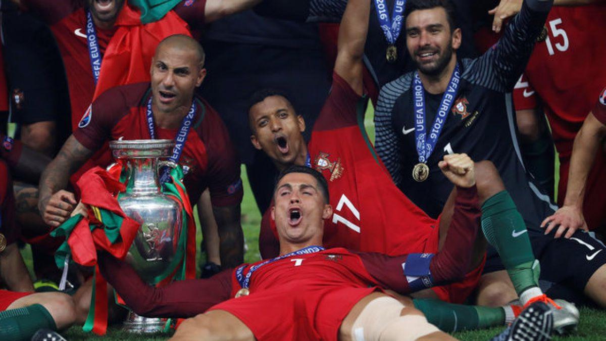 b631fcd617 Euro 2016  El camino de Portugal hacia el primer título de su historia