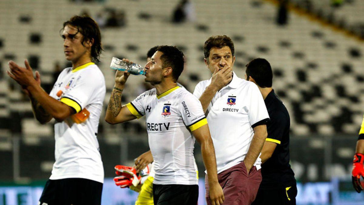 Aníbal Mosa responde a Beausejour por salida de Sierra y no descarta renunciar a Colo Colo