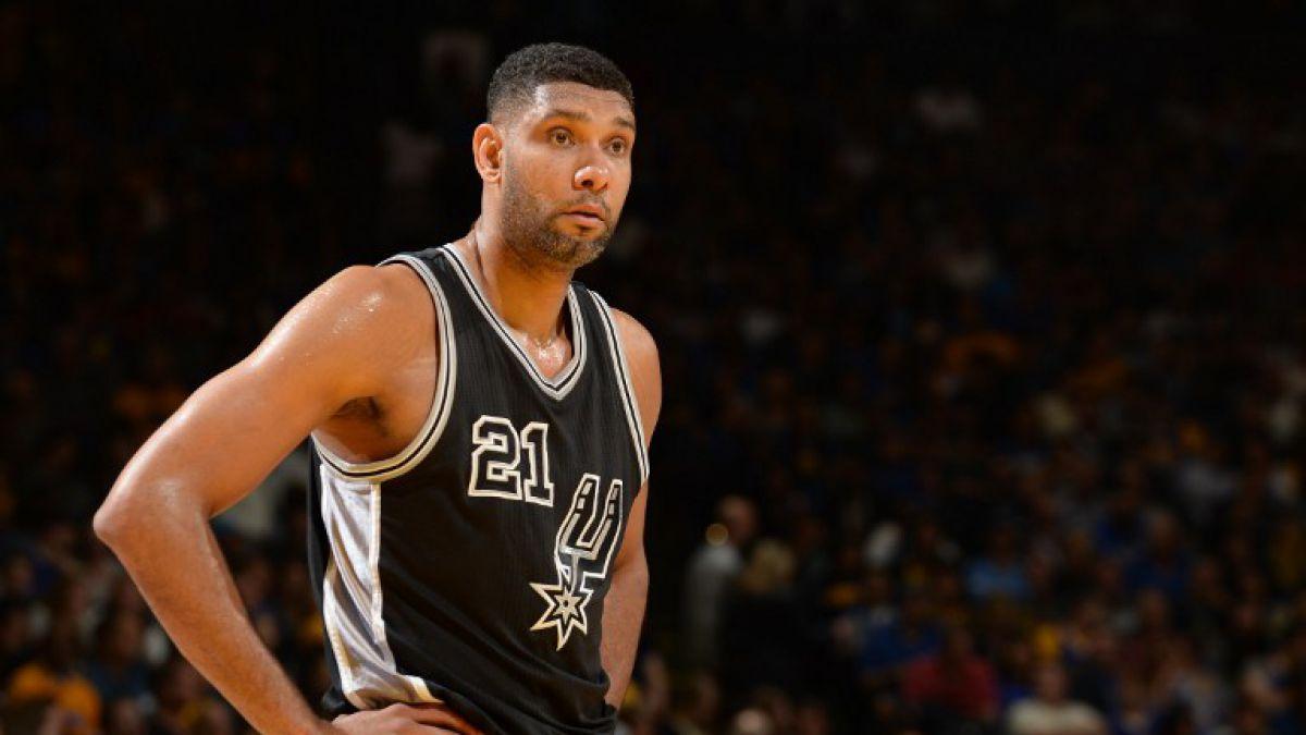 El adiós de una leyenda: Tim Duncan se retira de la NBA