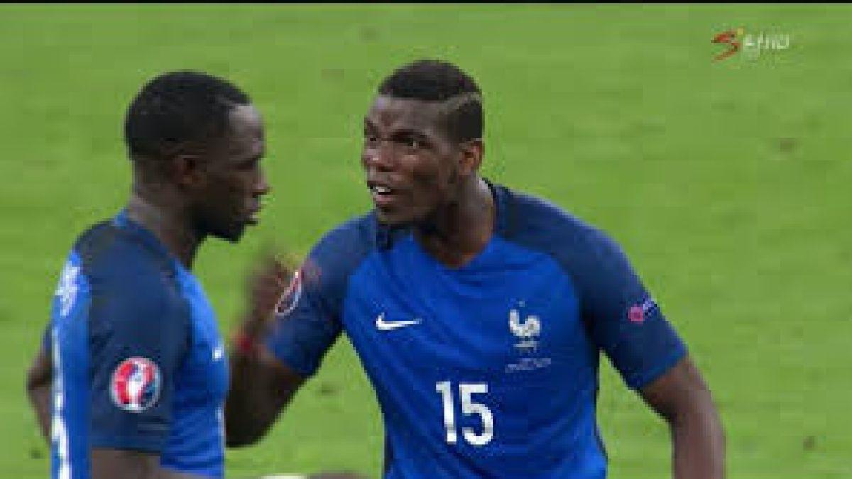 [VIDEO] La furiosa reacción de Pogba, los vómitos de Pepe y la agresión de Cristiano Ronaldo