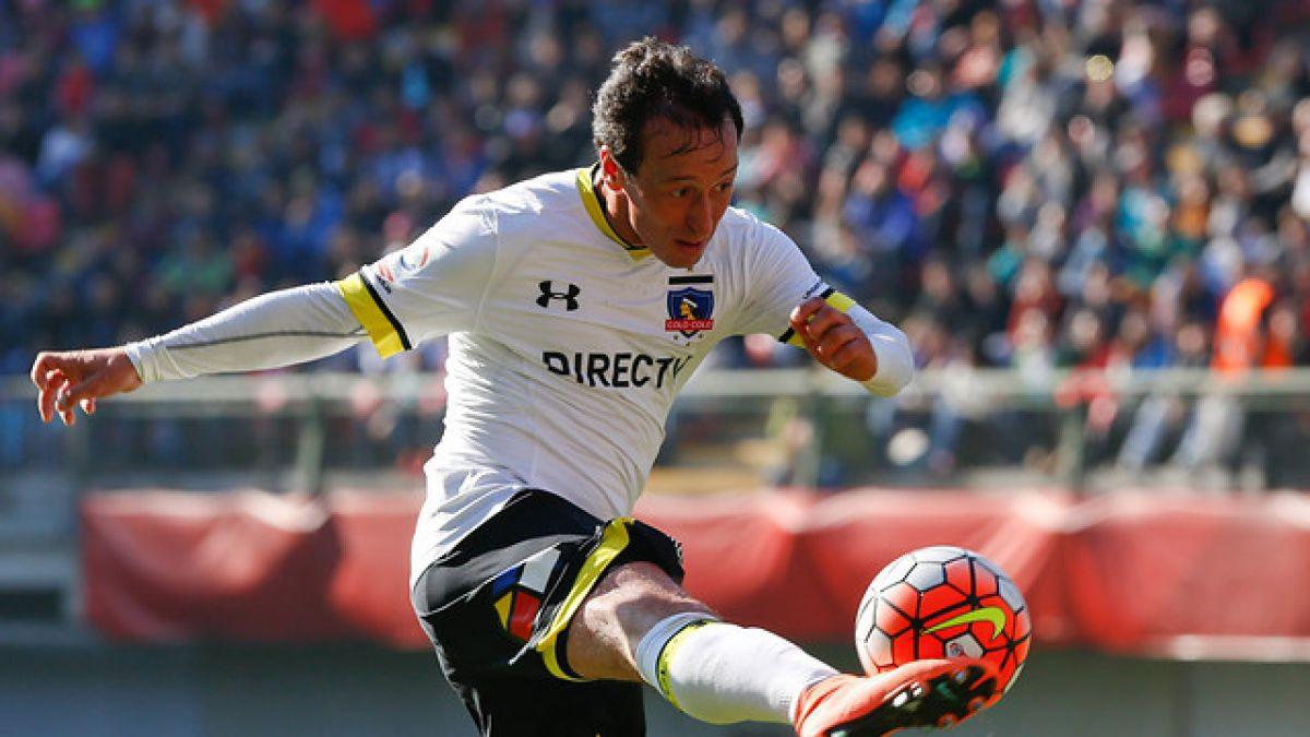 Michael Ríos confiesa por qué llegó a Colo Colo y revela conversación con Sierra