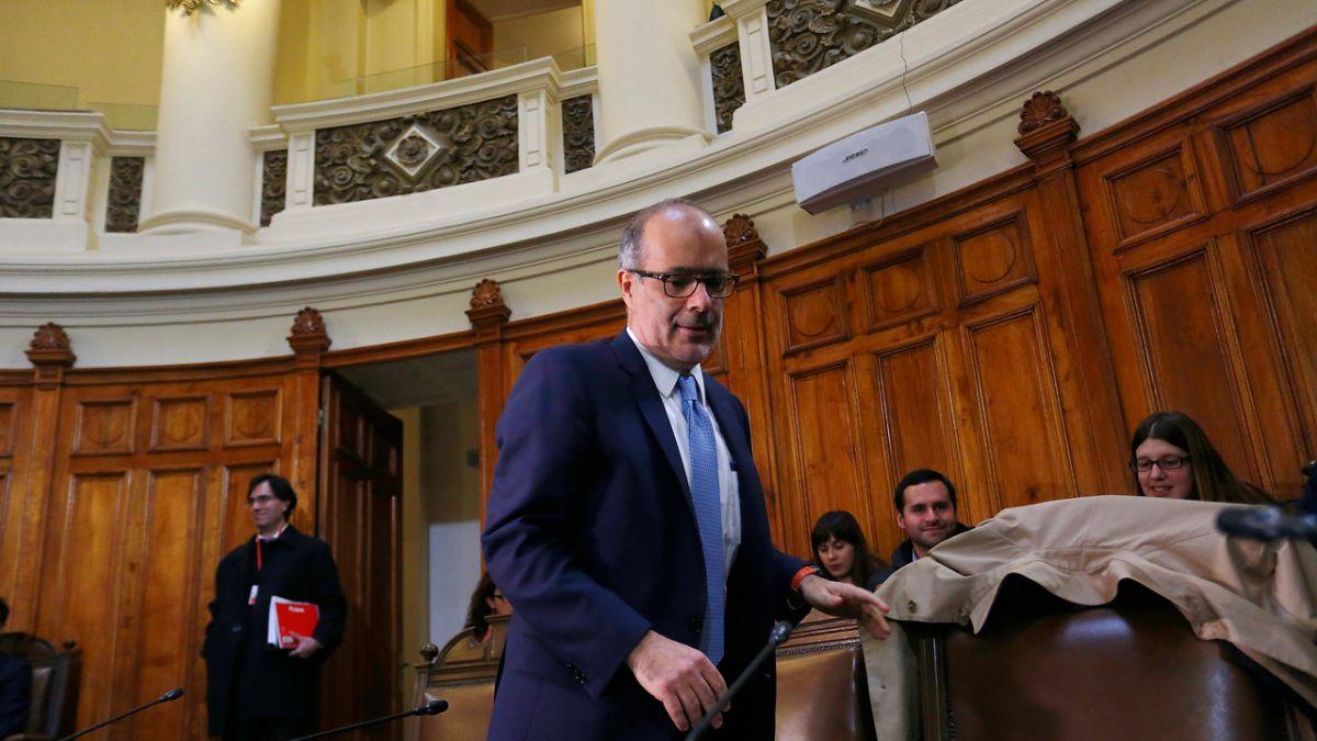 Valdés explicó recorte en estimaciones de crecimiento