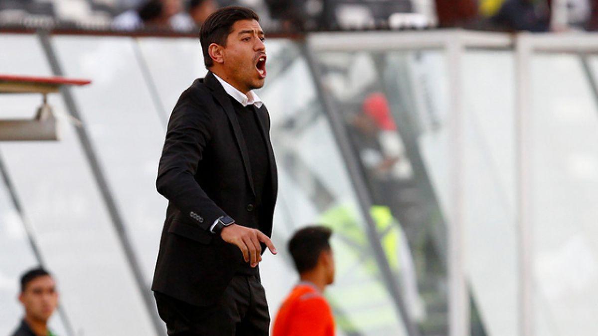 "Córdova descarta llegar a Colo Colo: ""No se me pasa por la cabeza abandonar Palestino"""